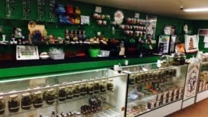 Dispensary Display Picture