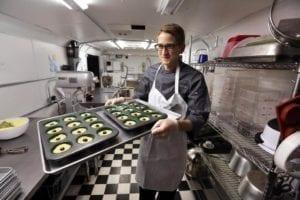 Marijuana baker delivers his edibles