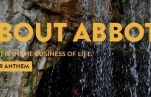 Abbot Laboratories About Us Website Page