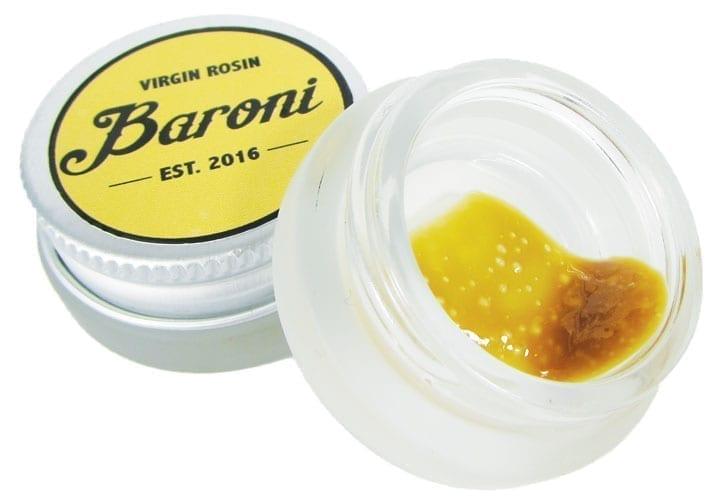 baroni cannabis product