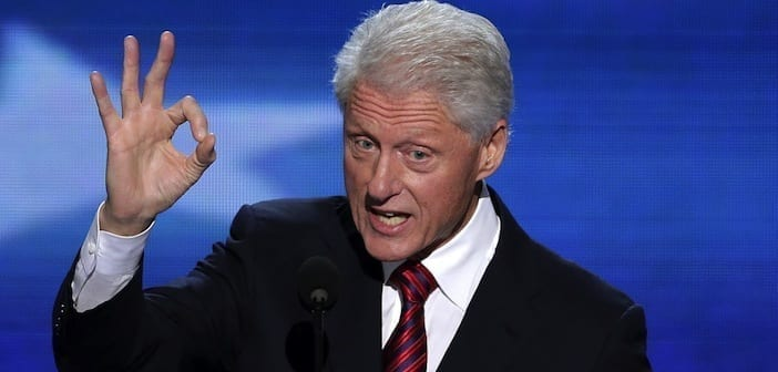 Weed Legalization and Bill Clinton