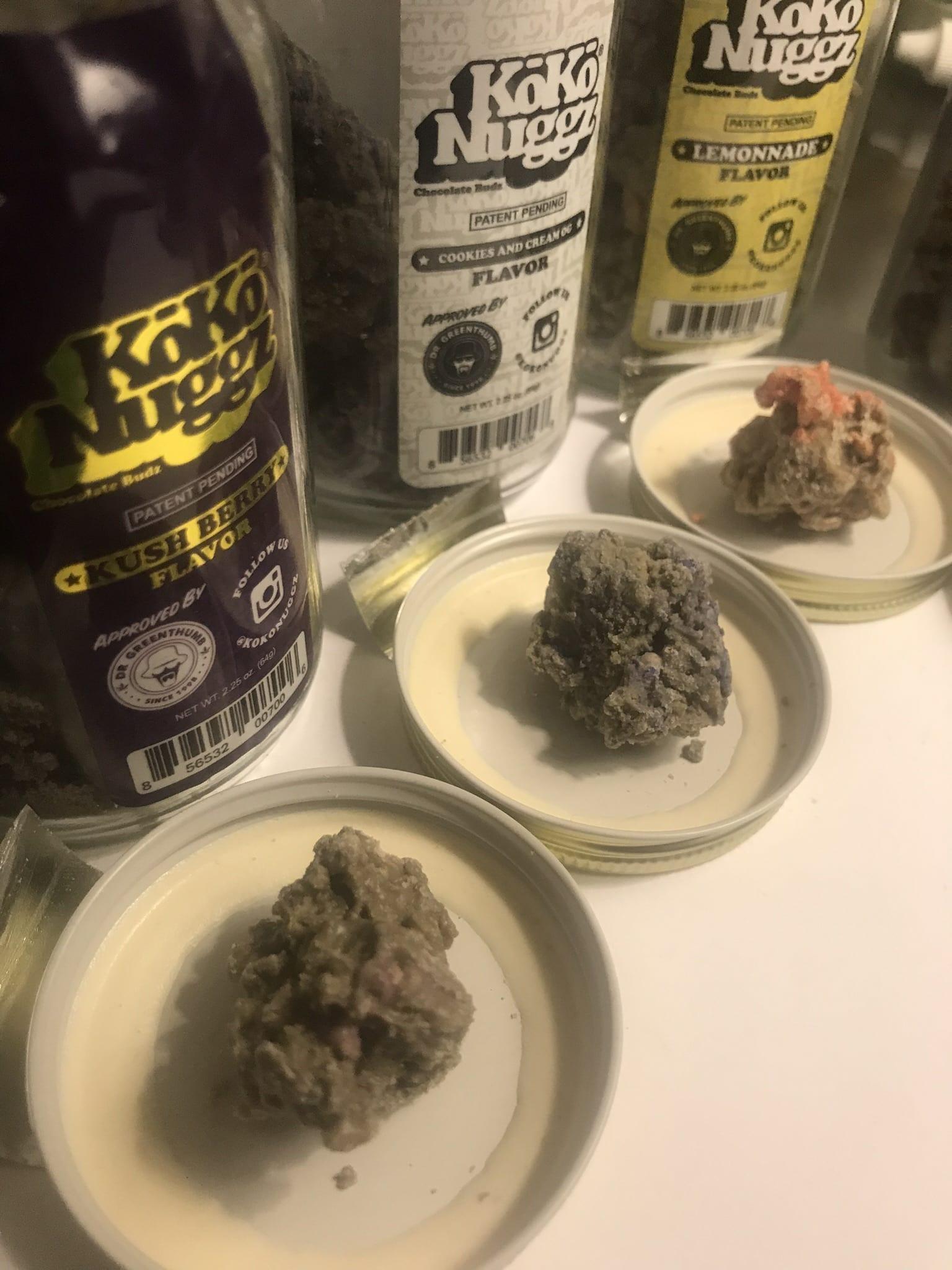 Koko Nuggz Flavors