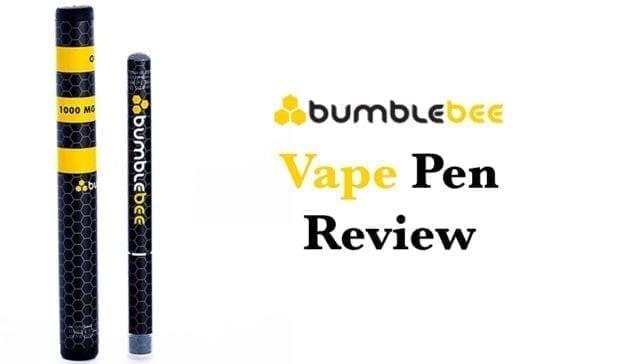 Bumblebee Disposable Vape Pen In-depth Review