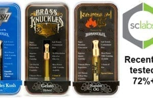 brass knuckles vs 710 king pen