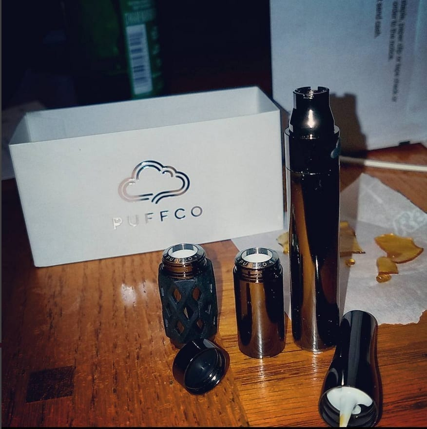 Puffco Plus Wax Pen