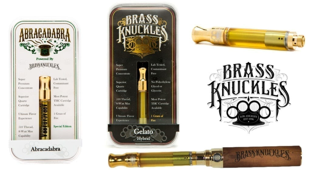 Brass Knuckles Vape Pen Review Excellent Taste Dabconnection