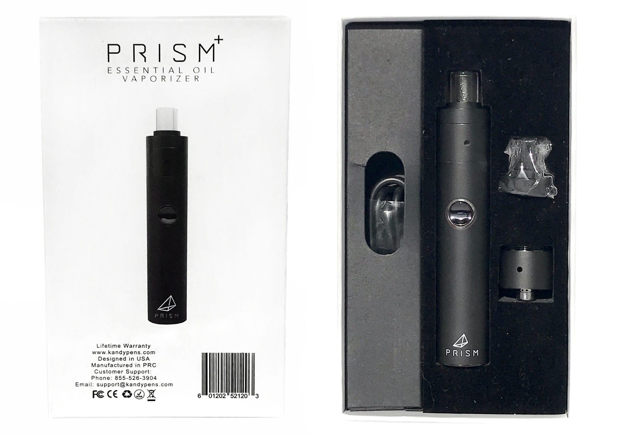 DabConnection Reviews the KandyPens PRISM+ Vape Pen