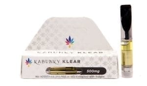 Kabunky Clear Cartridge