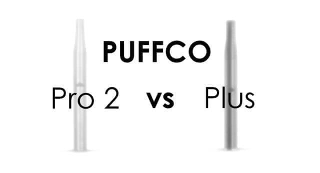 Vape Pen Comparison - The Puffco Pro 2 vs Plus - Which Is
