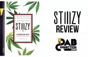 stiiizy vape pen review