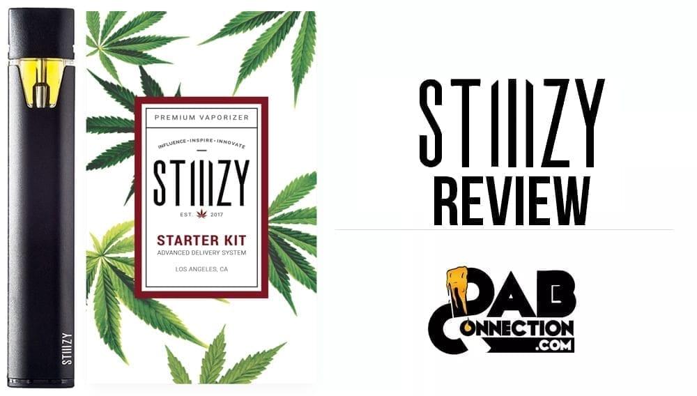Stiiizy Pen Review | Strongest Prefilled Vape Cartridge of 2018