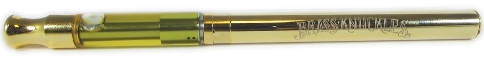 Brass Knuckles vape pen