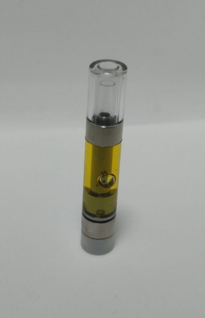 Potters Cartridge Review | CCell Prefilled THC Oil That Lacks
