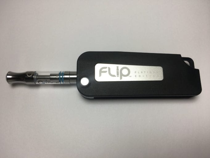 o2vape flip review