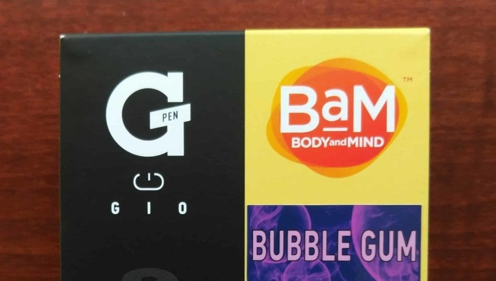 G Pen Gio Cartridges