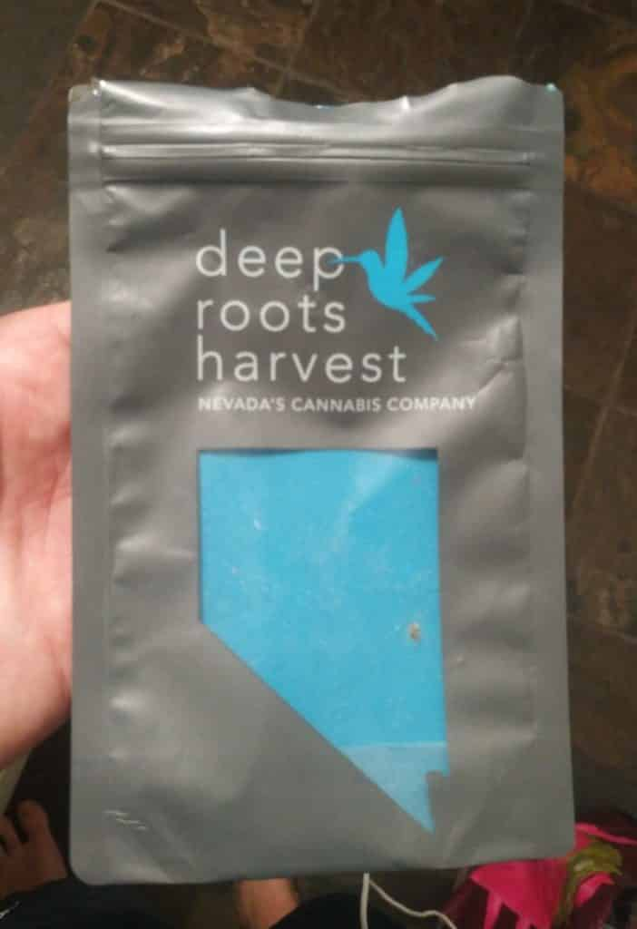 deep roots harvest packagin