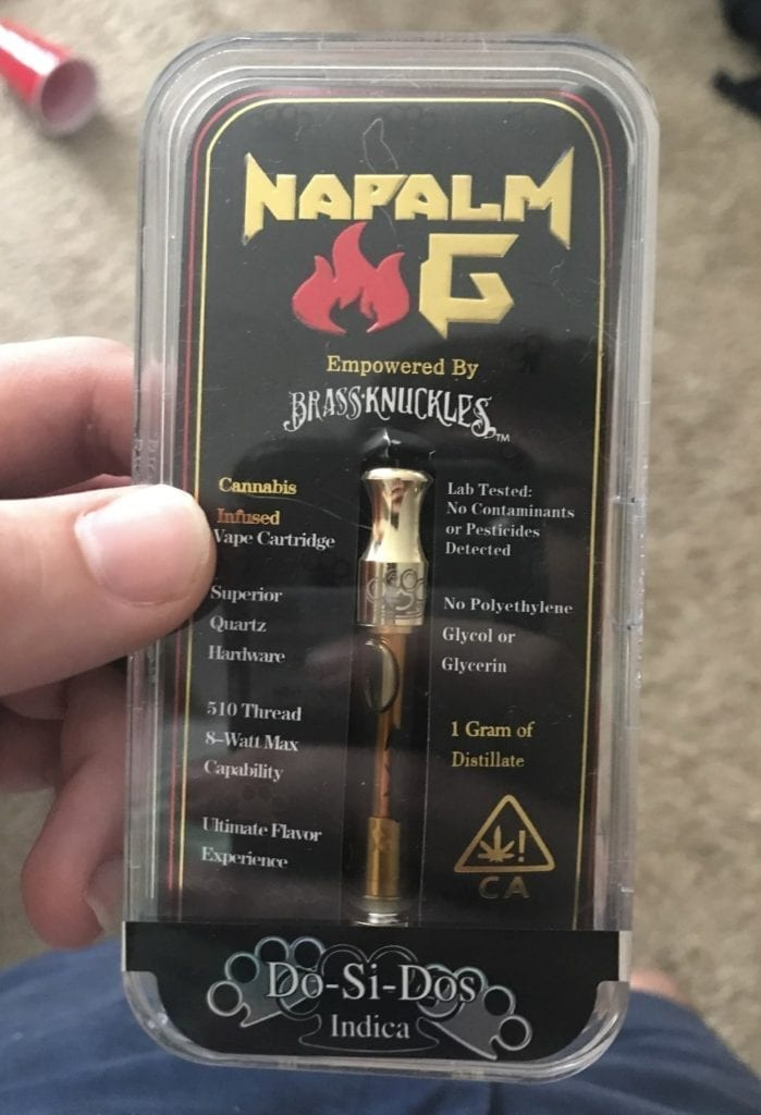 Fake Brass Knuckles Cartridges: How To Spot Them, Who Makes Them