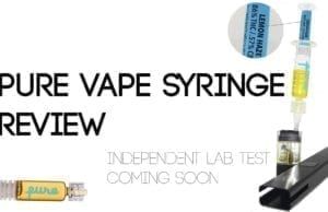 pure vape thc oil review