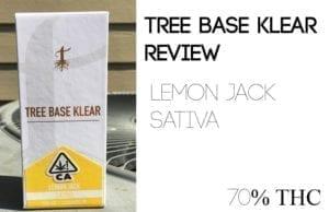 tree base klear cartridge review