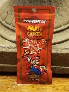 Mario Carts Strawberry Pie