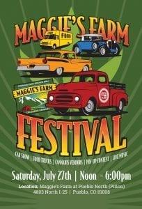 Maggie's Marijuana Farm Events