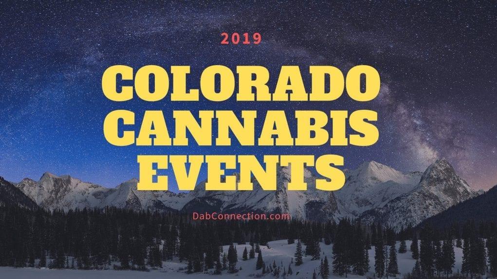 Cannabis events in colorado