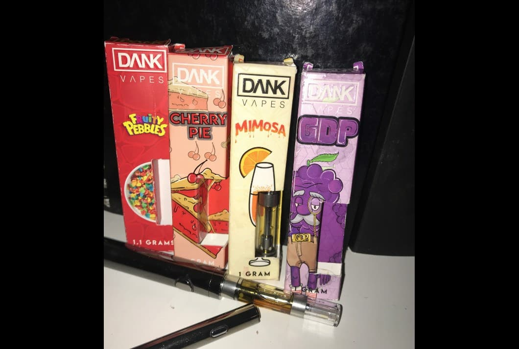Dank Vapes Review High Quality Oil Gives Strong Tasteful Hits
