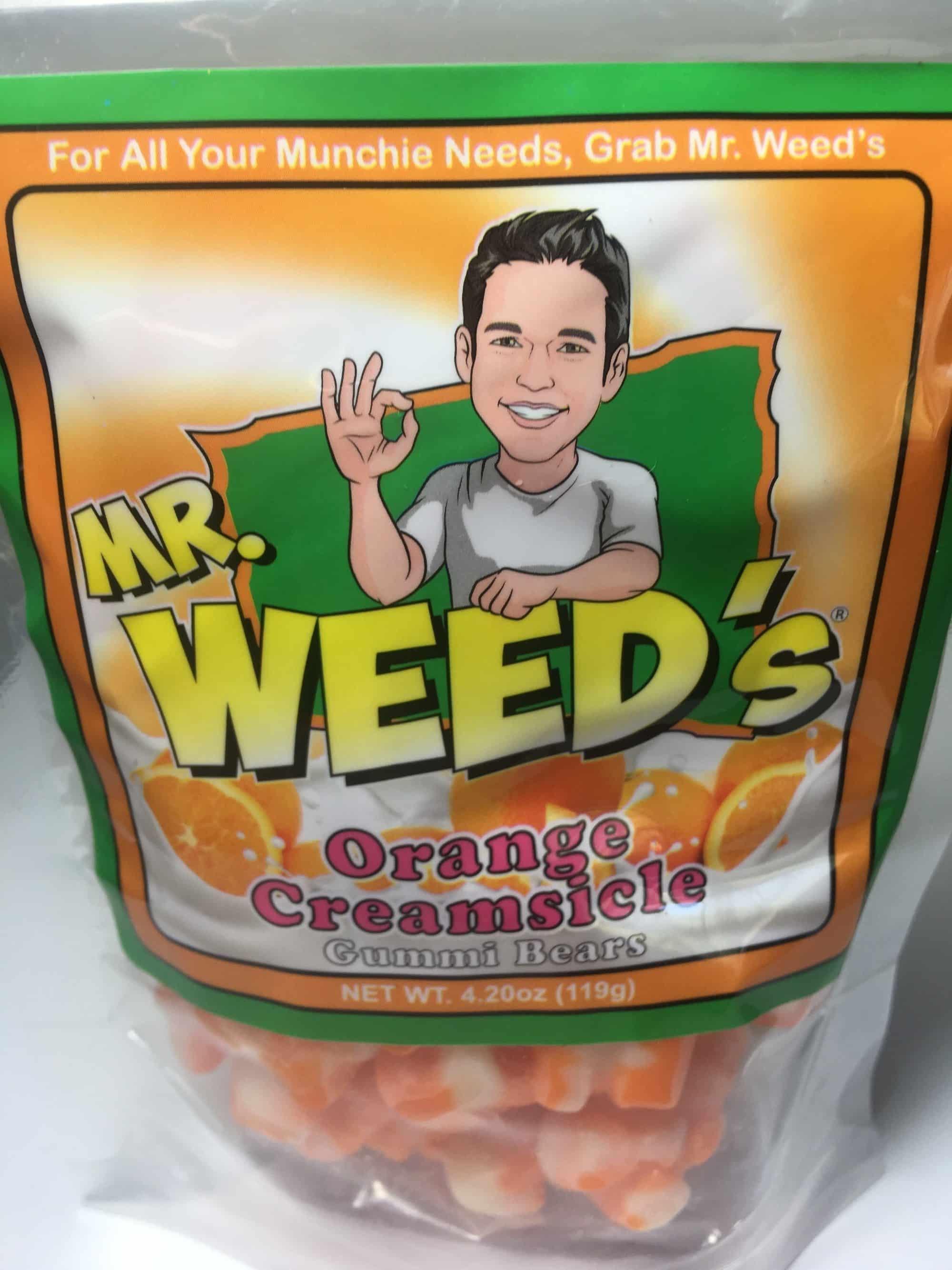 marijuana cannabis edible munchie weed