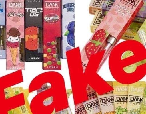 fake dank vapes carts