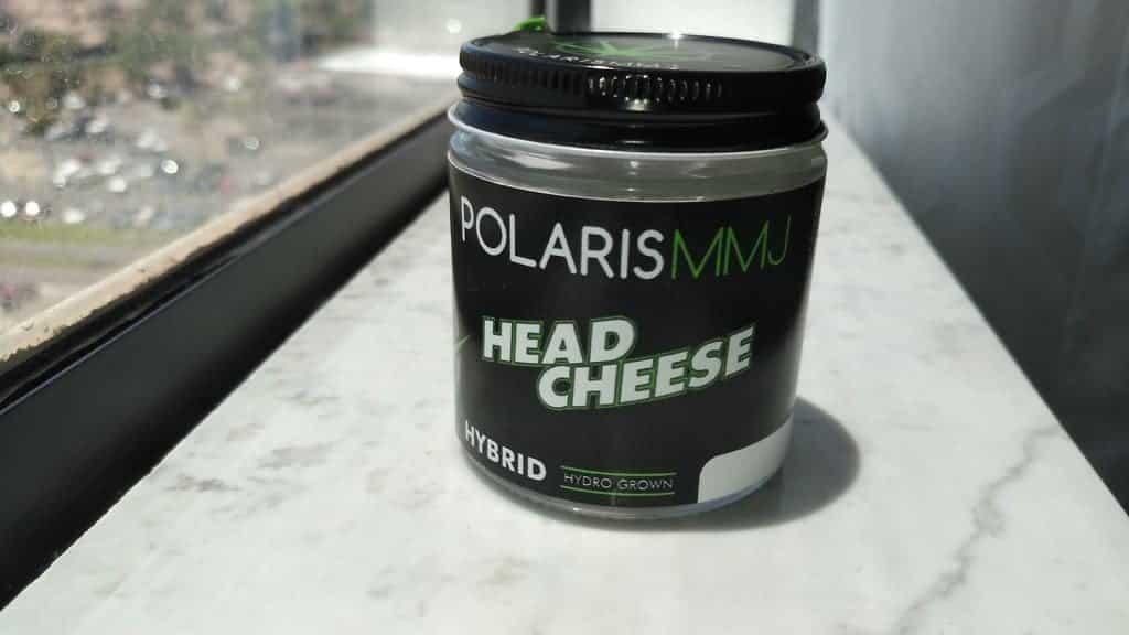 polaris mmj head cheese