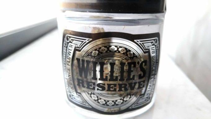 willies reserve la platina review