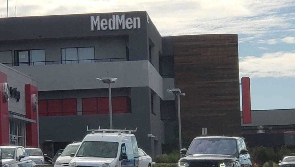 MedMen Dispensary Kearny Mesa San Diego