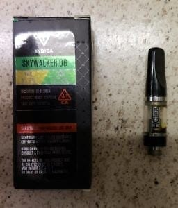 THClear Skywalker OG Cartridge
