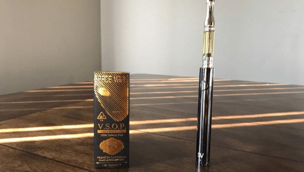 Space Vape Review - Potent Oil, Pleasant Hits And A Powerful High