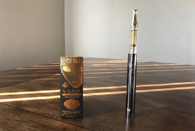 space vape review