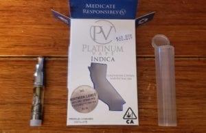 Platinum Vape review