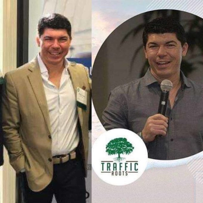 christian valdez ceo founder traffic roots cannabis ad network