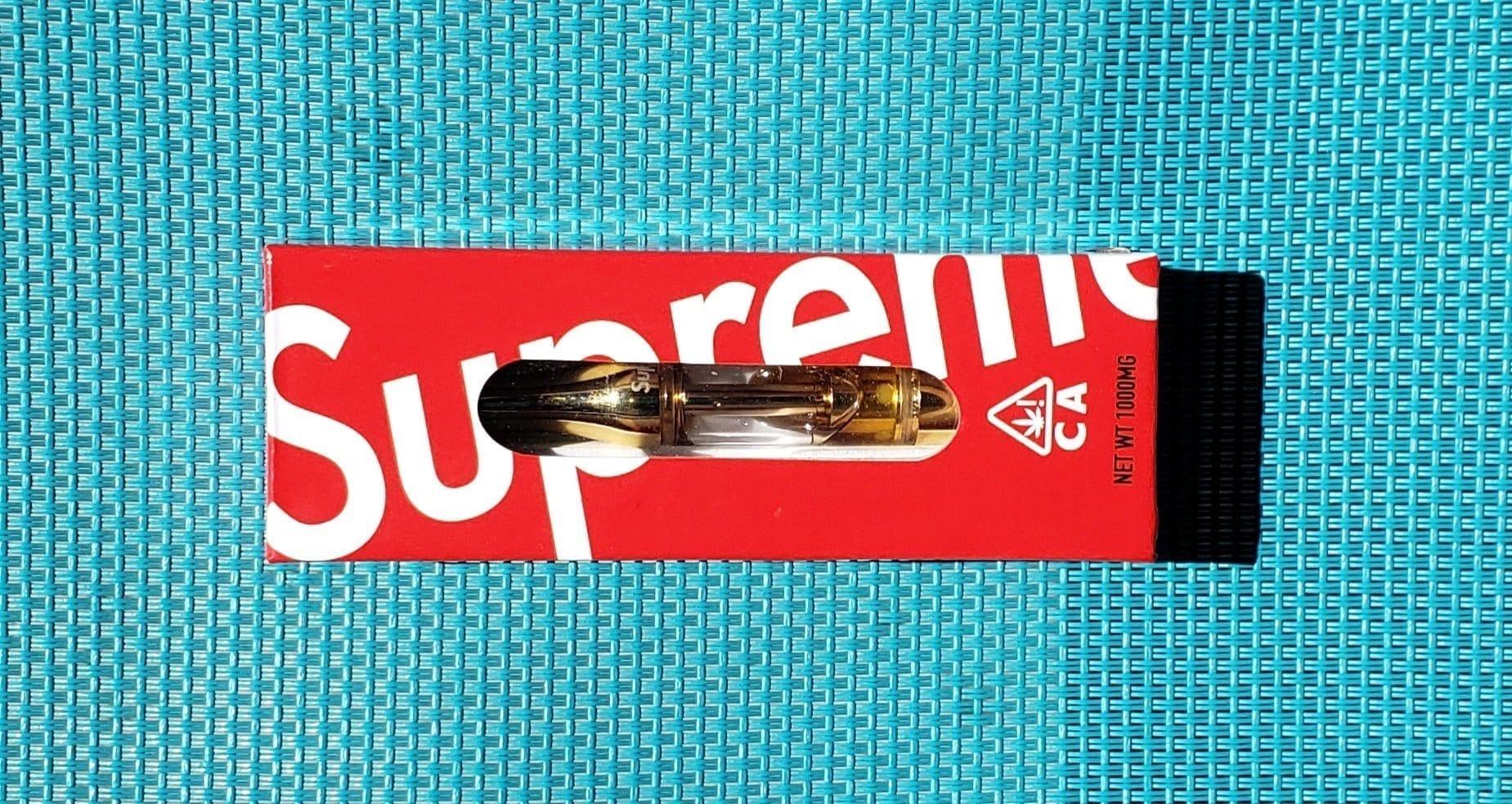 Supreme Vape Cartridge Review: 1 Gram of Liquid Mystery