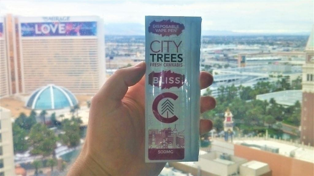 City Trees: Real Energy and Bliss Delivered - DabConnection