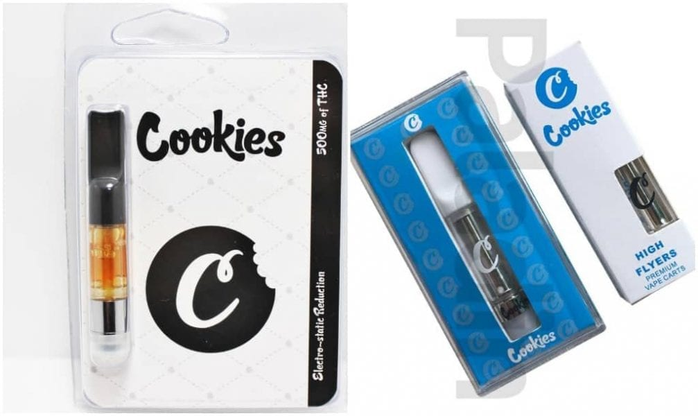 fake cookies cartridges