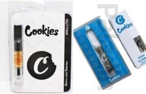 fake cookies cartridges