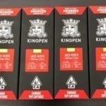 Kingpen Jack Herer carts