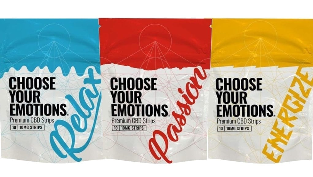 choose your emotions cbd strips review