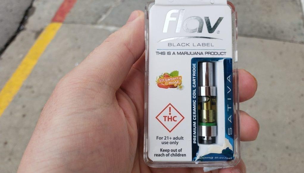 flav cartridge review