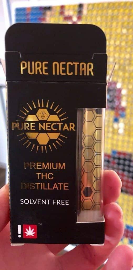 pure nectar cartridge