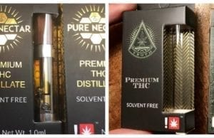 truth and pure nectar cartridges