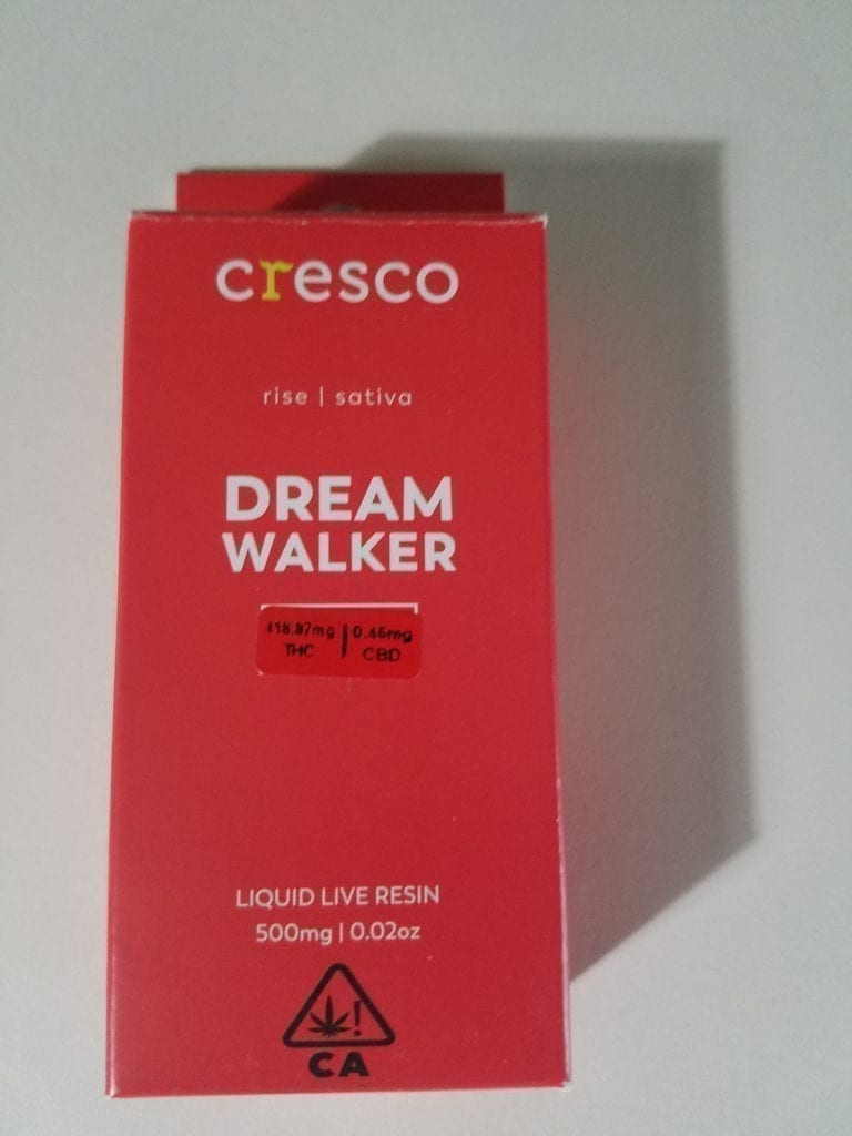 Cresco Cartridge Review - Heady Highs Inbound - DabConnection