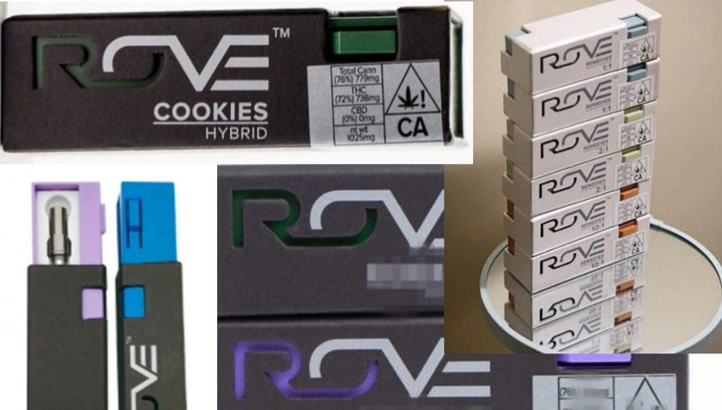 Fake Rove Cartridges: How To Avoid Counterfeits - DabConnection