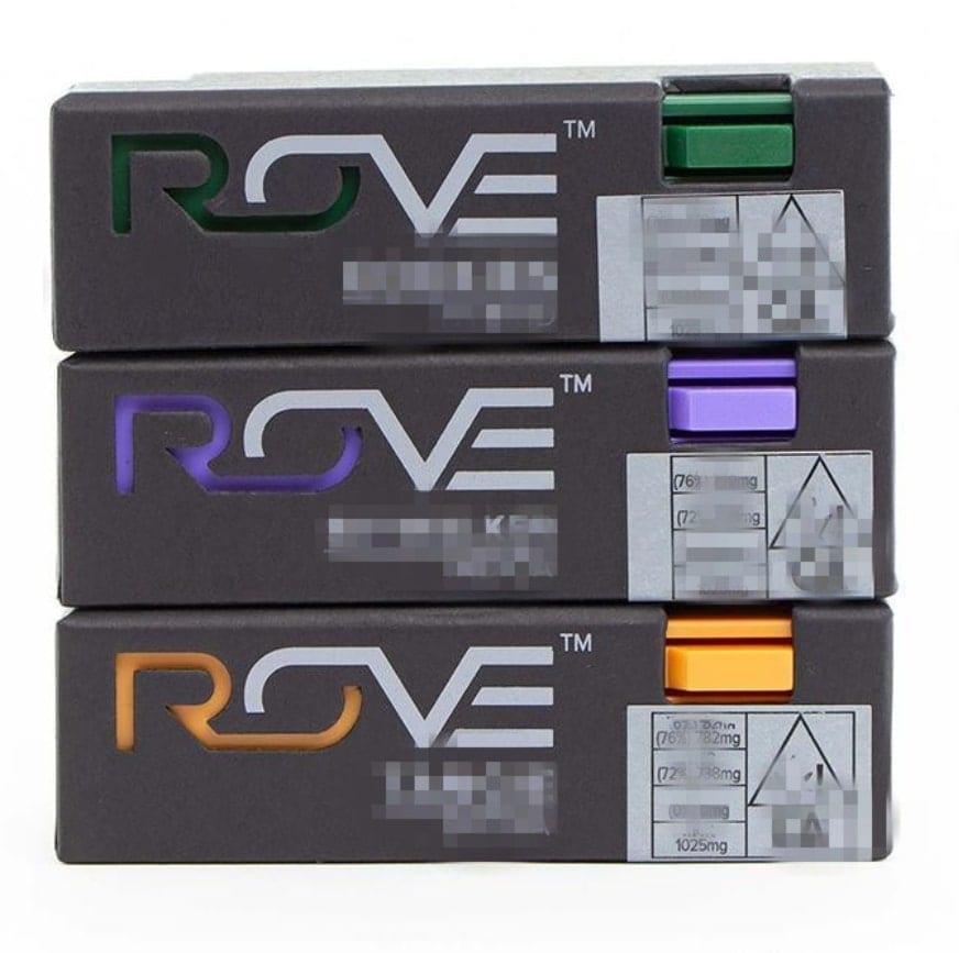fake rove brand carts