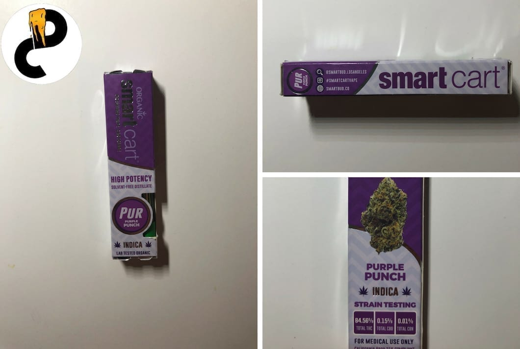 Smart Cart Review - Discontinued Previous Cartridge Packaging